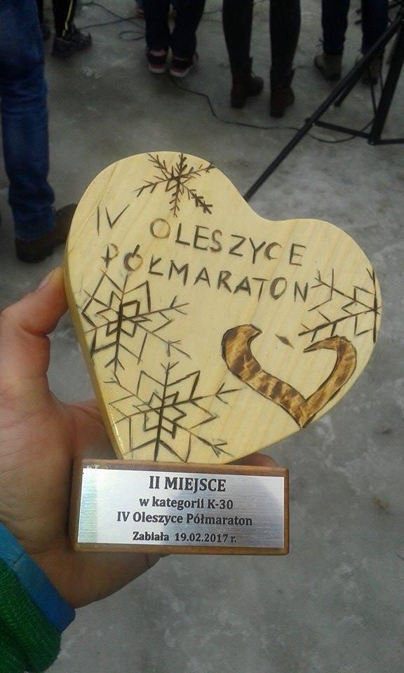 Oleszycki taniec na lodzie – IV Półmaraton Oleszyce