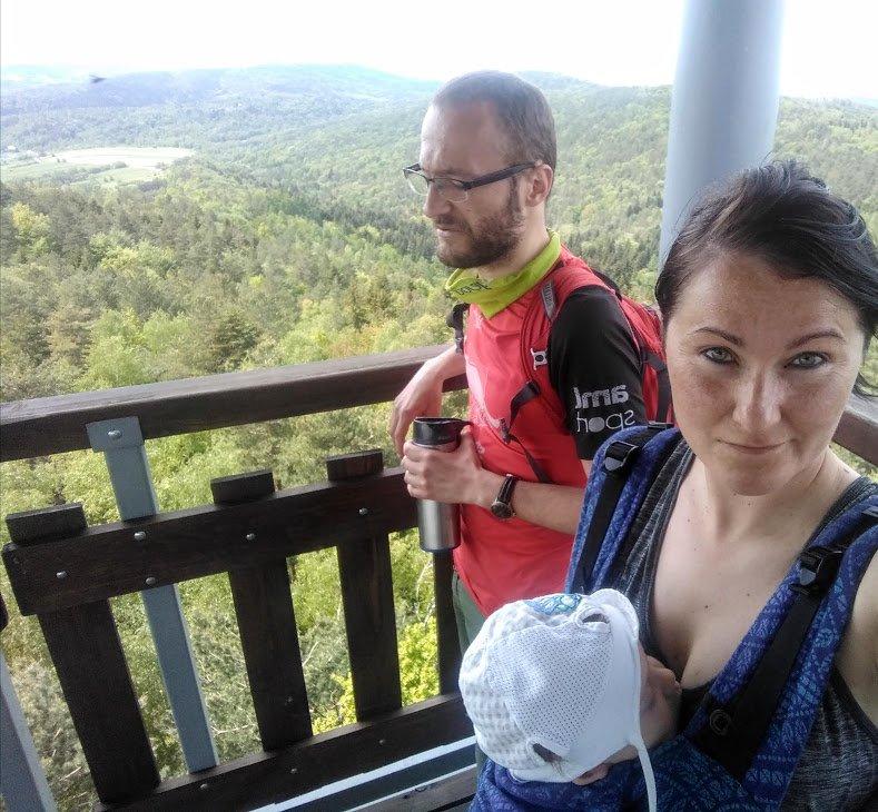 """""""Mrówczana"""" trasa na Szpilówkę  – Pogórze Wiśnickie #wędrujączdzieckiem"""